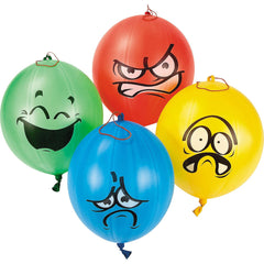 Feelings Punch Balls (Set of 12)