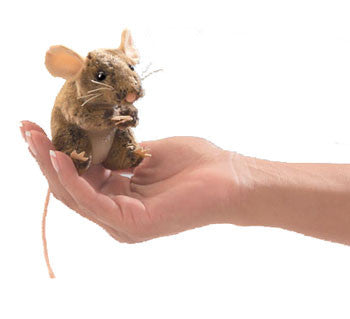 Symbolic - Field Mouse Finger Puppet