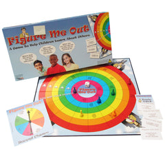 Figure Me Out Board Game