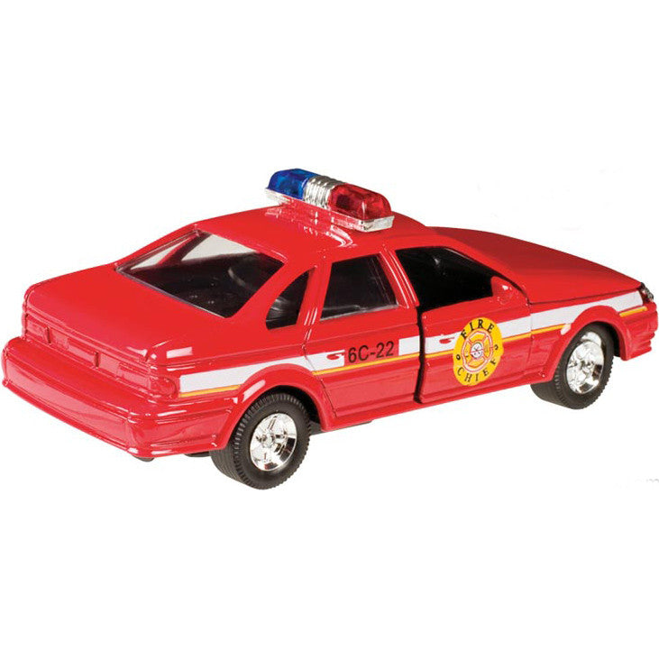 "Fire Chief Vehicle (5""L)"