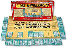 First Impressions Game