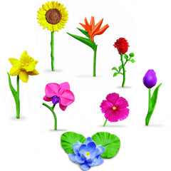 Garden Flowers Set (8-Pieces)