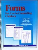 Forms For Use in Counseling Children (Includes CD)