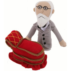 Freud and Couch - Finger Puppet Set