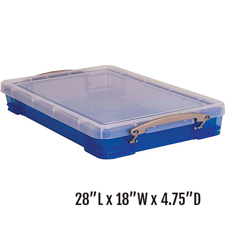 "FULL-Sized Sand Tray with Lid (28""L x 18""W x 4.75""D)"