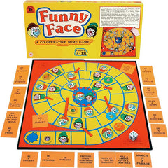 Funny Face - A Co-Operative Group Game