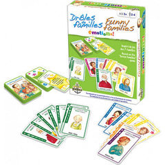 Funny Families EMOTIONS Game