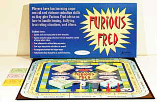 Furious Fred Game