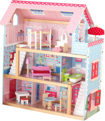 Furnished Doll Cottage