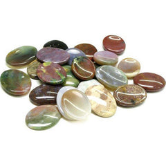Genuine Agate Worry Stone