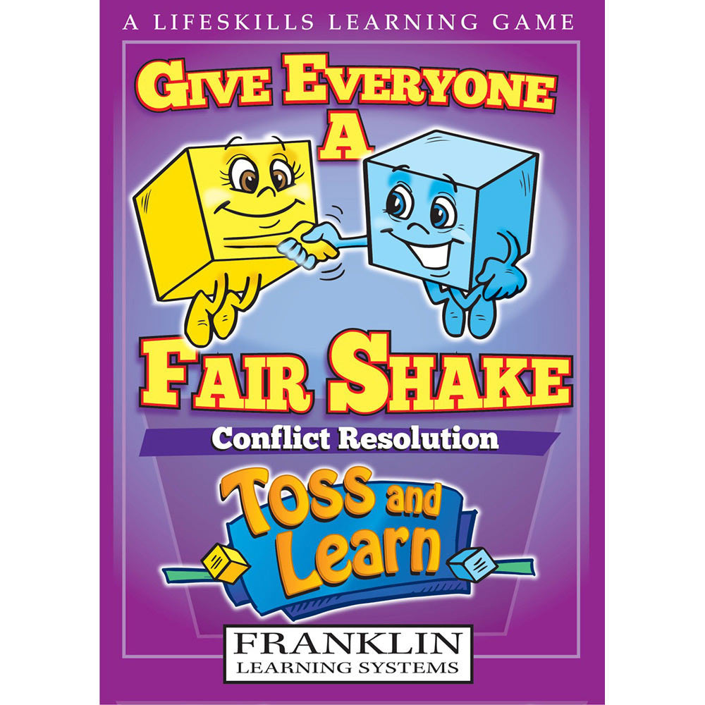 Toss and Learn: Give Everyone a Fair Shake - Conflict Resolution Game