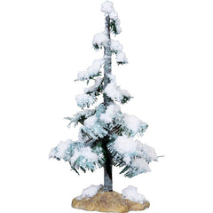 Miniature - Snowy Pine Tree