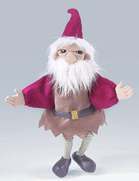 Gnome Puppet