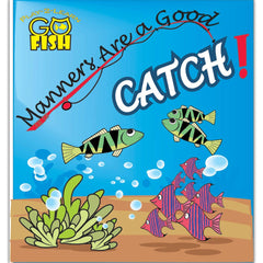 Manners Are A Good Catch: Go-Fish Card Game