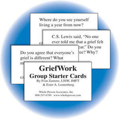 GriefWork Group Starter Card Game
