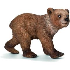 Miniature - Grizzly Bear and Cub (2-Figures)