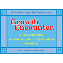 Growth Encounter Card Game - New Edition