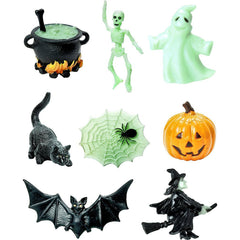 Halloween Figure Set (8-Figures)