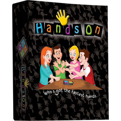 Hands On Card Game