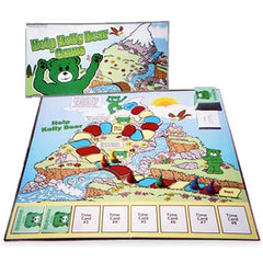 """Help Kelly Bear"" Board Game"
