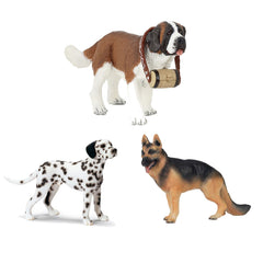 "Miniature - ""Hero Dogs"" (3-Figure Set)"
