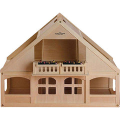 'Home Again, Home Again' - *LARGE* 6-Room Dollhouse