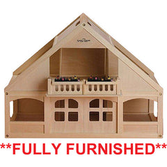'Home Again, Home Again' Dollhouse **Fully Furnished**