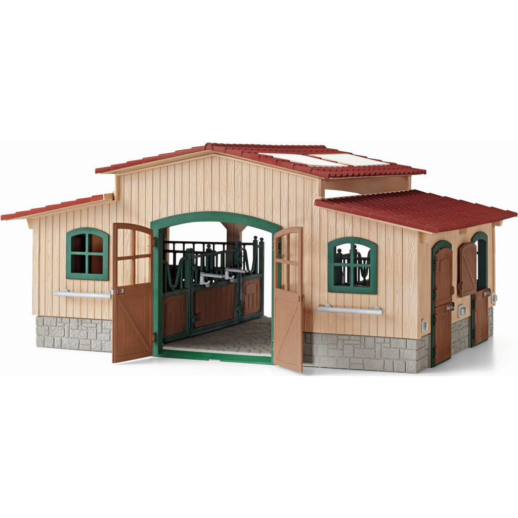 The Horse Stable Playset