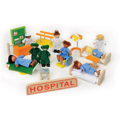 Hospital Play Set (27-Pieces)