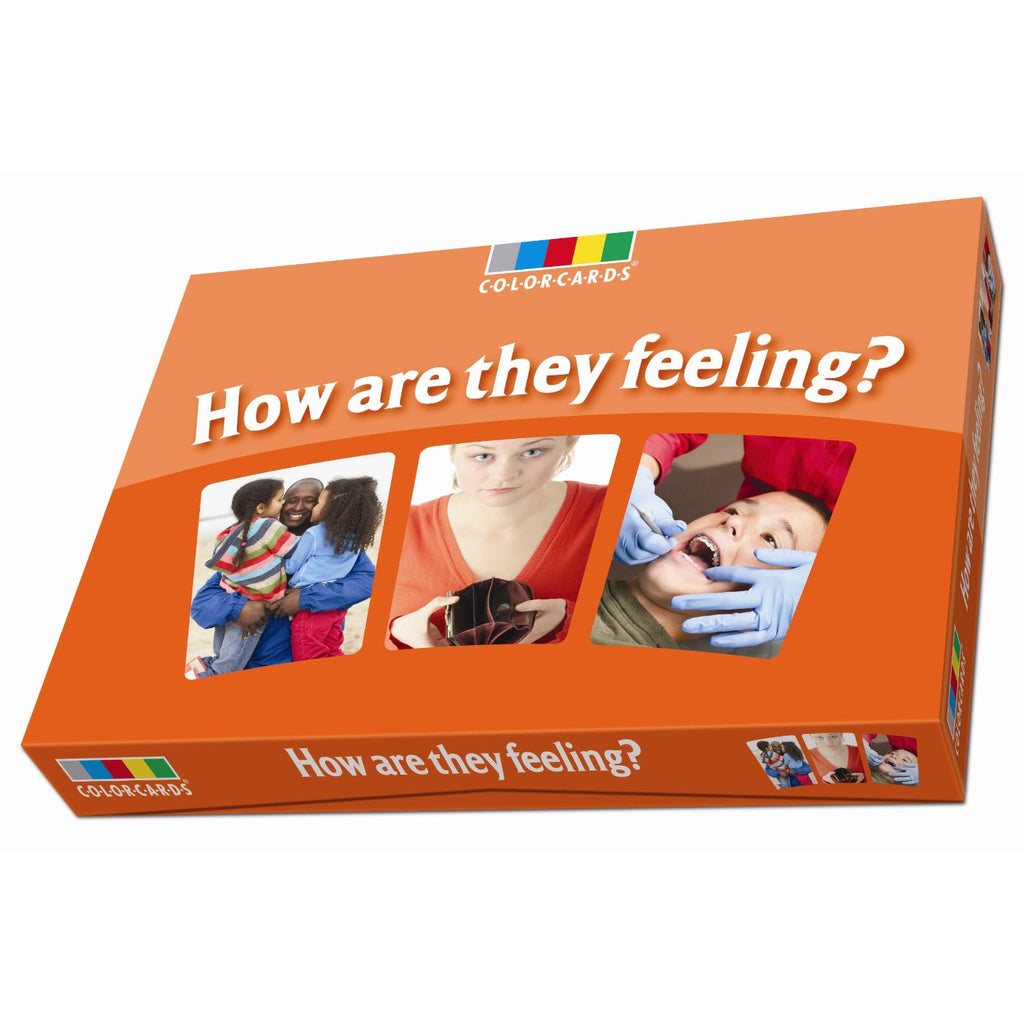 How Are They Feeling? ColorCards