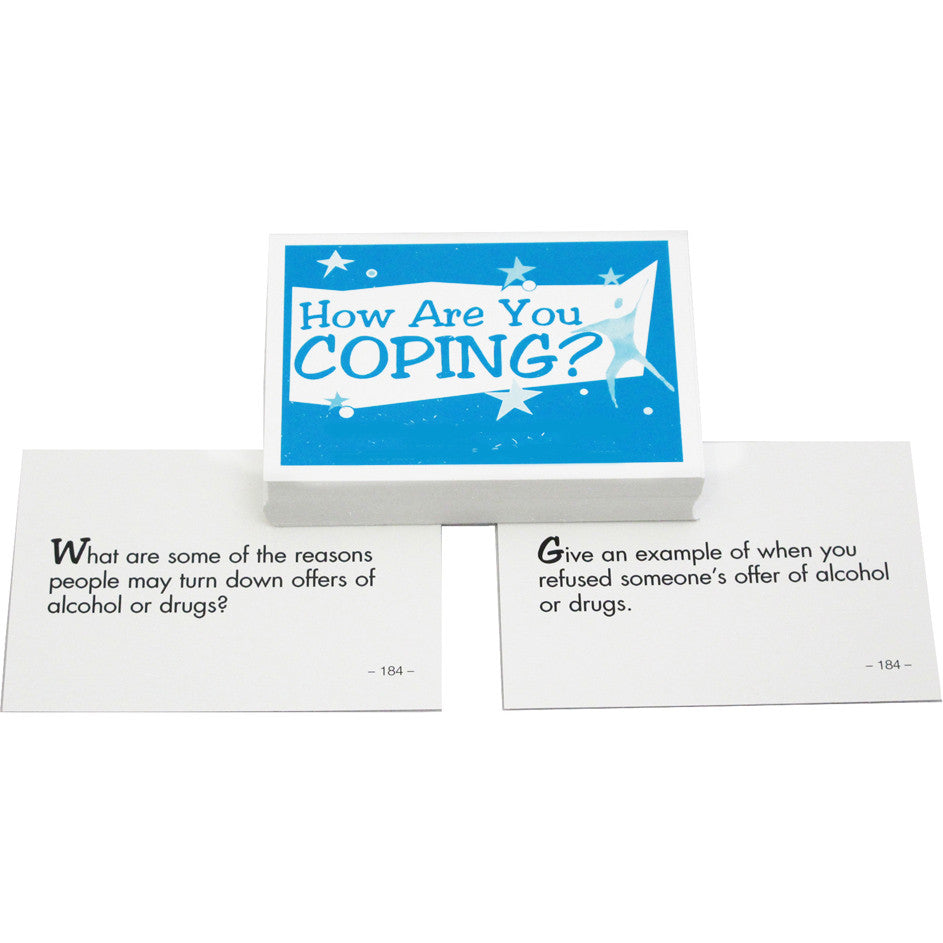 How Are You Coping? Group Cards