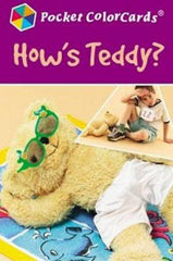 How's Teddy? Pocket ColorCards