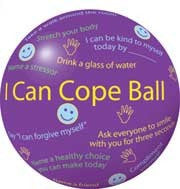 I Can Cope Counseling Ball