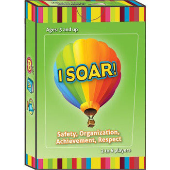 I SOAR! Card Game