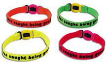 I Was Caught Being Good! Reward Bracelets (1 Dozen)