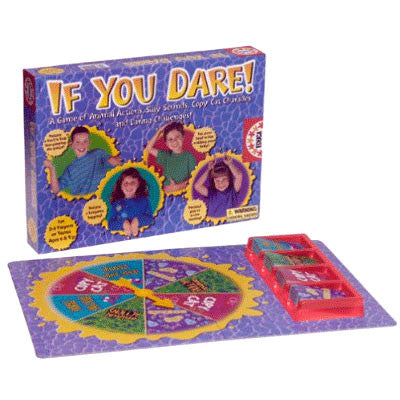 If You Dare! Game