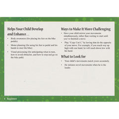 In-Sync Activity Cards