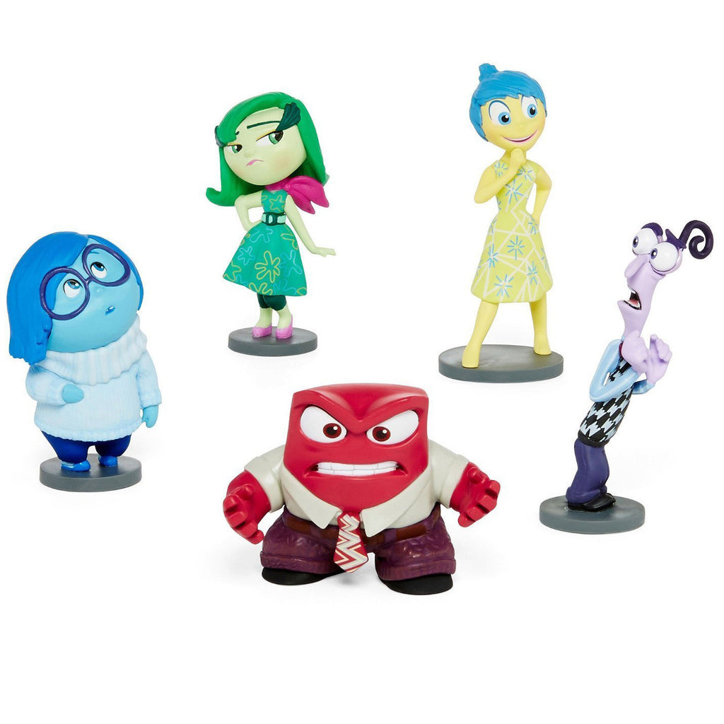 Inside Out - Mixed Emotions Set (5 Figures)