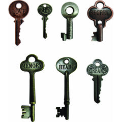 Inspiration Keys (7-Piece Set)