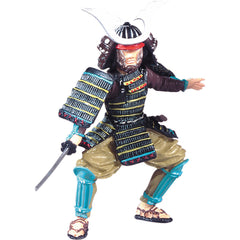 "Japanese Samurai Warrior With Sword (3.4""H)"