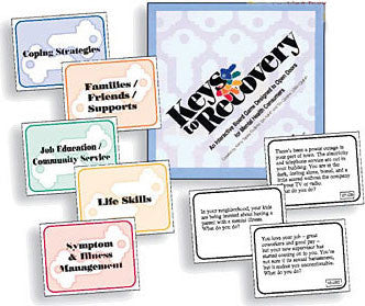 Keys to Recovery Interactive Game