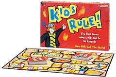 Kid's Rule Board Game