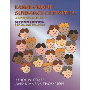 Large Group Guidance Activities (2nd Edition)