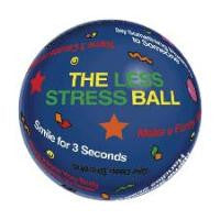 The Less Stress Ball
