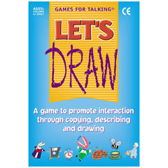 Let's Draw Card Game