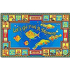 Let's Go Fish A Memory Game