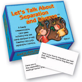 Let's Talk About Separation and Divorce Card Game