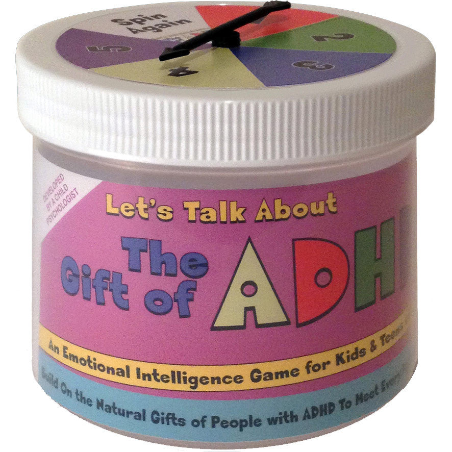 Let's Talk About… The Gift of ADHD