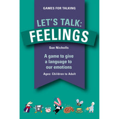 Let's Talk: Feelings (Card Game)
