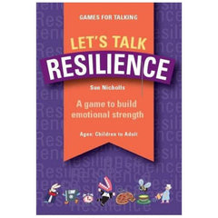 Let's Talk: Resilience (Cards)